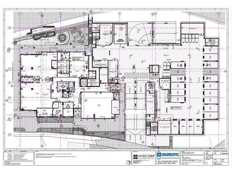 2 Waterview Drive, Lane Cove NSW 2066 Floorplan