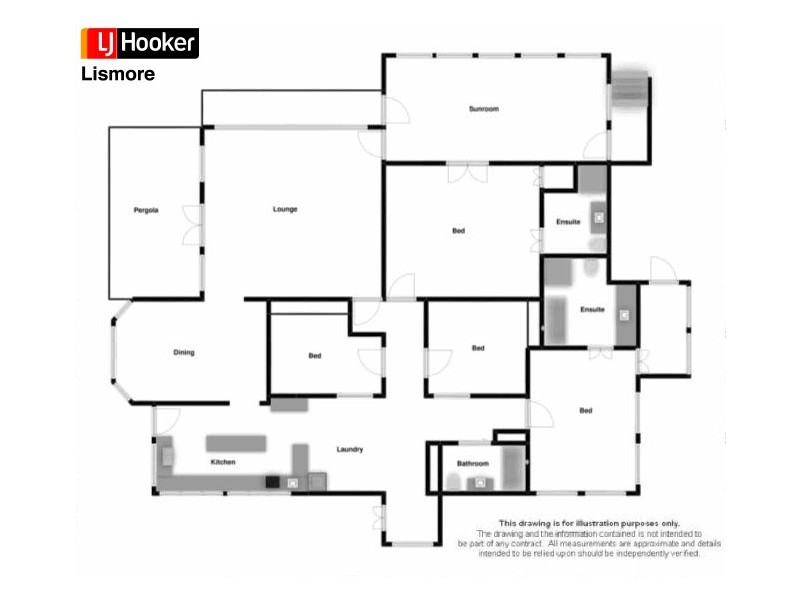 533 Ballina Road, Goonellabah NSW 2480 Floorplan
