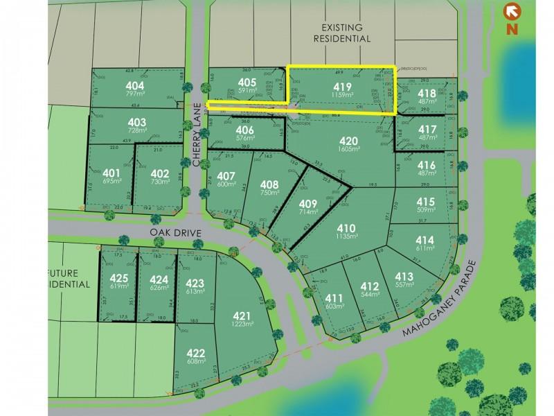Lot 419 Eastwood Estate, Goonellabah NSW 2480