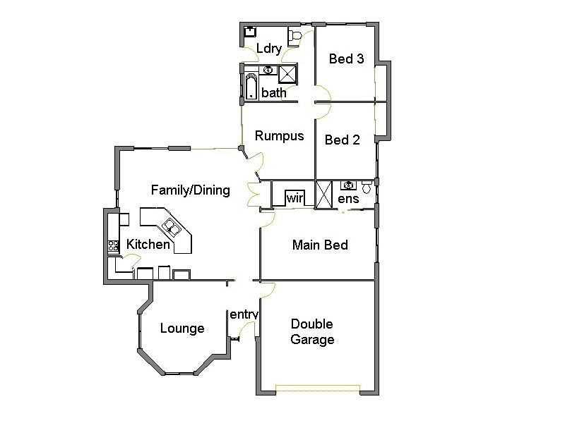 67 Coleman Street, Bexhill NSW 2480 Floorplan