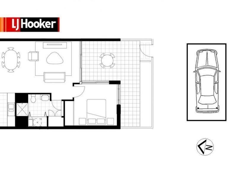102/5 Sylvan Avenue, Balgowlah NSW 2093 Floorplan