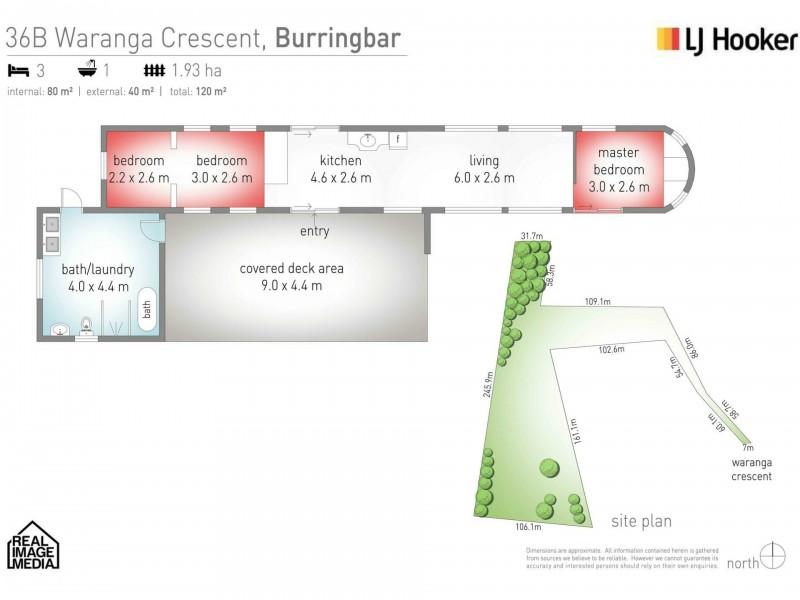 36B Waranga Crescent, Burringbar NSW 2483