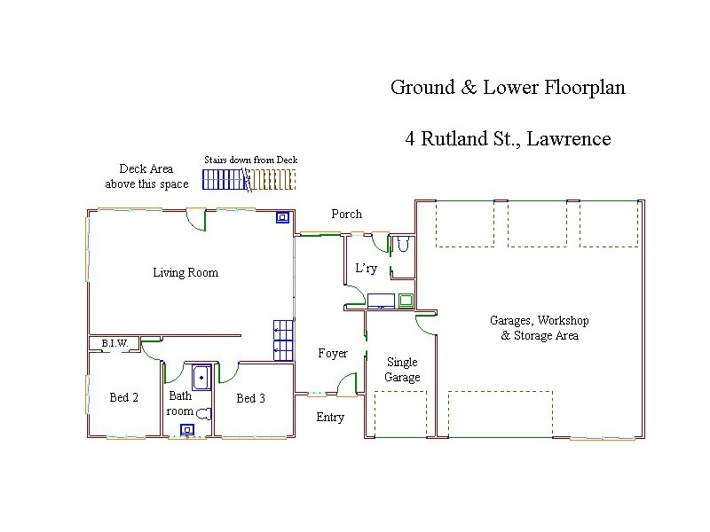 4 Rutland Street, Lawrence NSW 2460 Floorplan