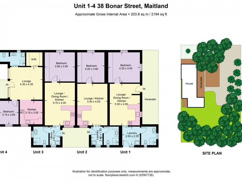 38 Bonar Street, Maitland NSW 2320