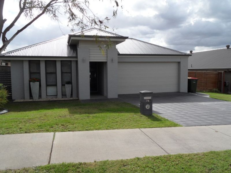78 Redgum Circuit, Aberglasslyn NSW 2320