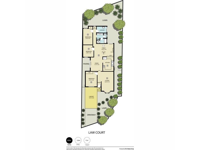 8 Law Court, Greenwith SA 5125 Floorplan