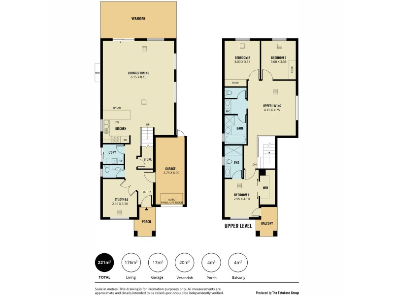 4 Hendry Court, Gilles Plains SA 5086 Floorplan