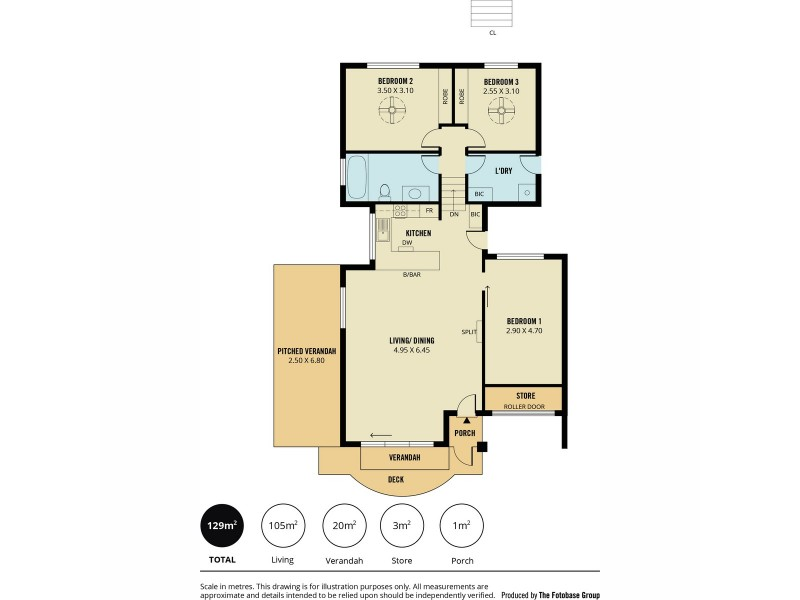 2/21-23 Anne Marie Court, Golden Grove SA 5125 Floorplan