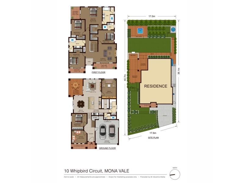 Mona Vale NSW 2103 Floorplan