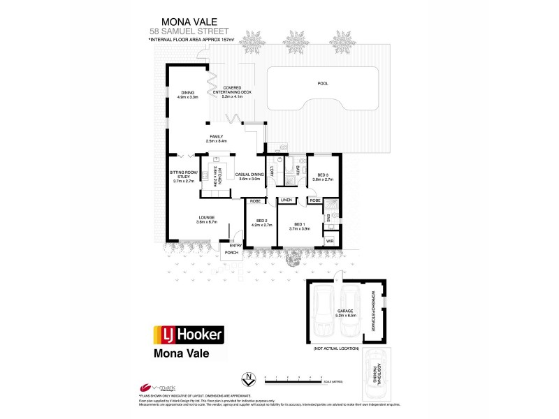 58 Samuel Street, Mona Vale NSW 2103 Floorplan