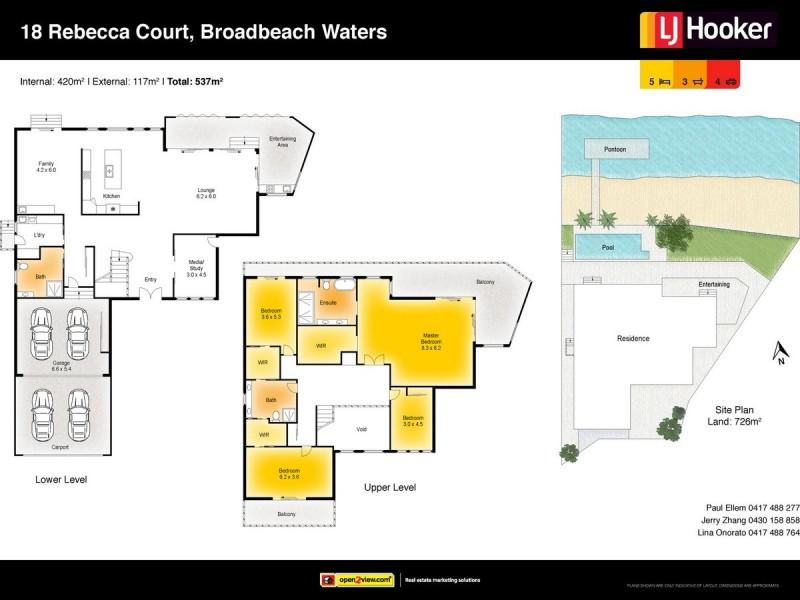 18 Rebecca Court, Broadbeach Waters QLD 4218