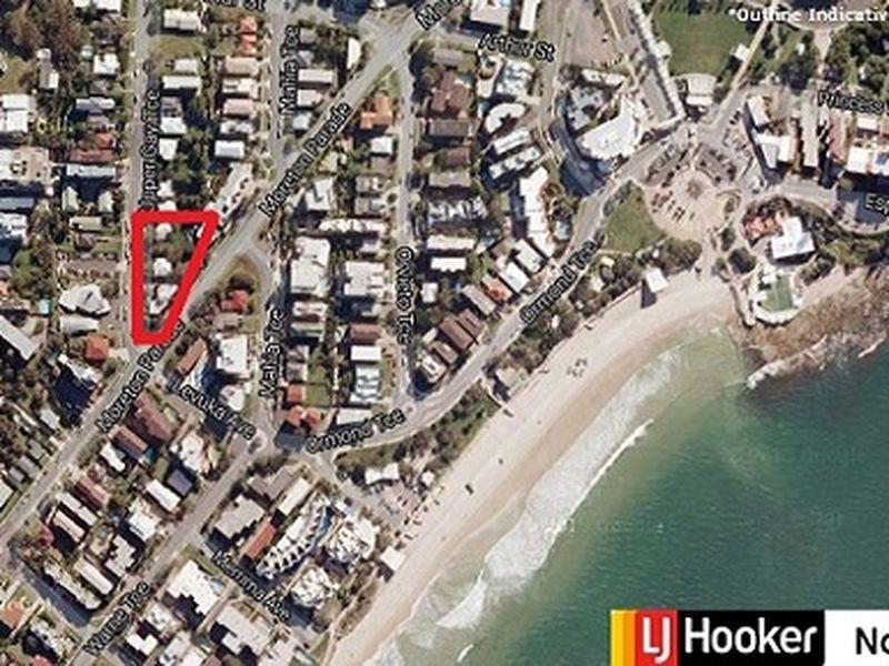 17/19/21 & Upper Gay Terrace & 19 Moreton Parade, Kings Beach QLD 4551