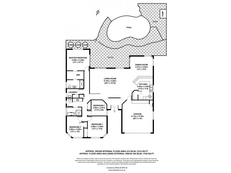 48 Barcoorah Street, Westlake QLD 4074 Floorplan