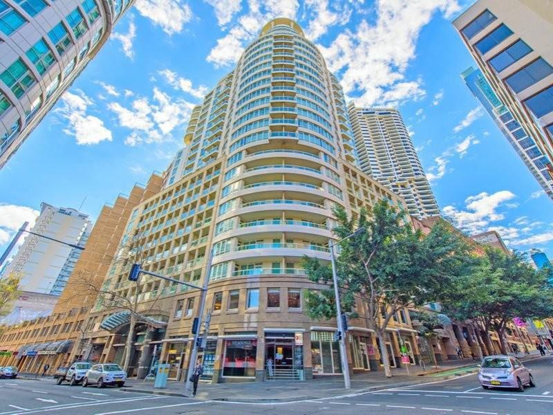 2301/348-352 Sussex St, Sydney NSW 2000
