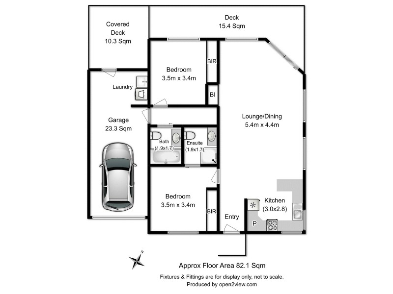 1/9 Govett Rise, Austins Ferry TAS 7011 Floorplan