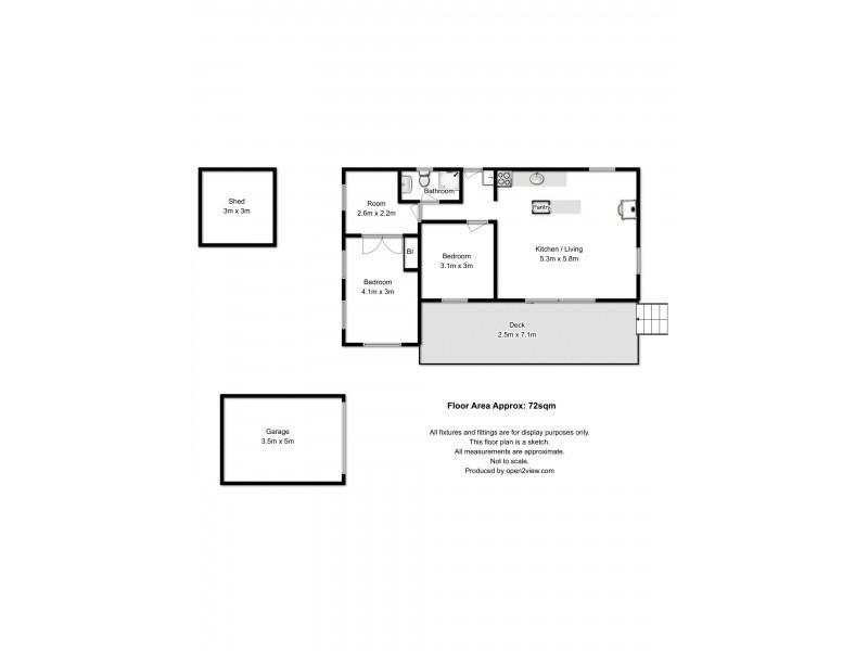 18 Spiraea Street, Primrose Sands TAS 7173 Floorplan