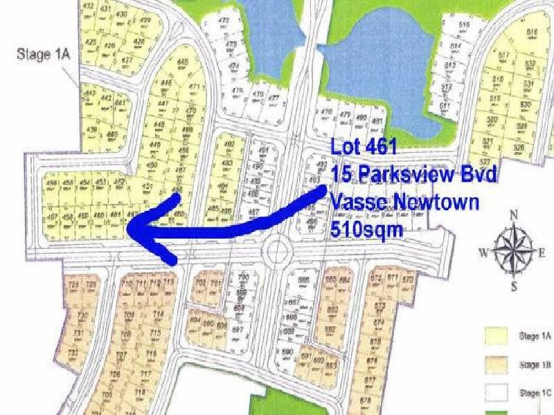 15 Parksview Boulevard Vasse Newtown, Abba River WA 6280