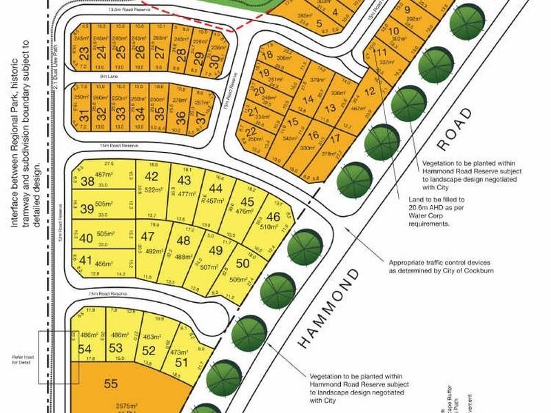Lot 45/7000 Hammond Road, Success WA 6164