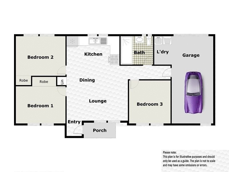 3/17-25 Linning Street, Mount Warren Park QLD 4207 Floorplan