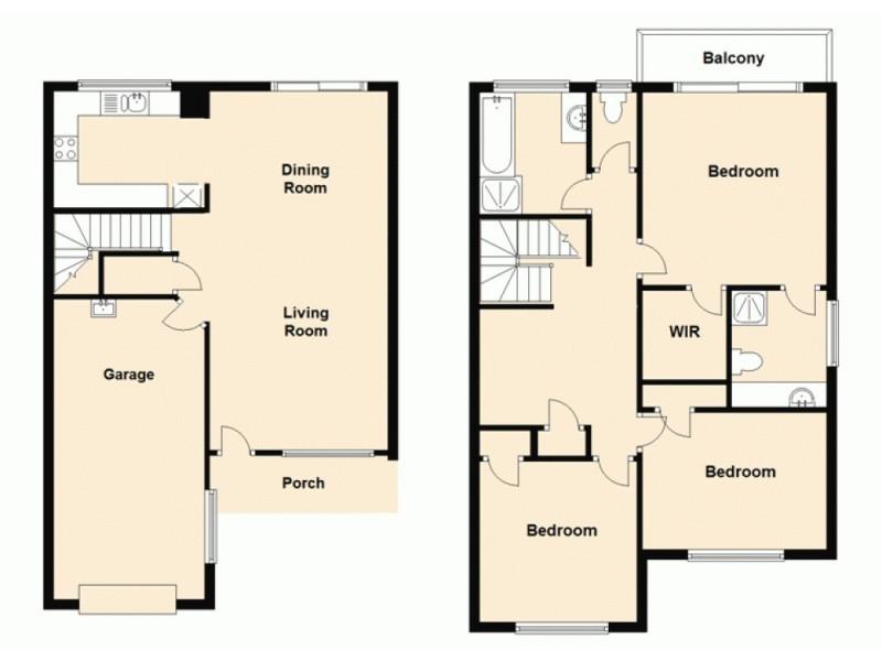 41/154 River Hills Rd, Eagleby QLD 4207 Floorplan