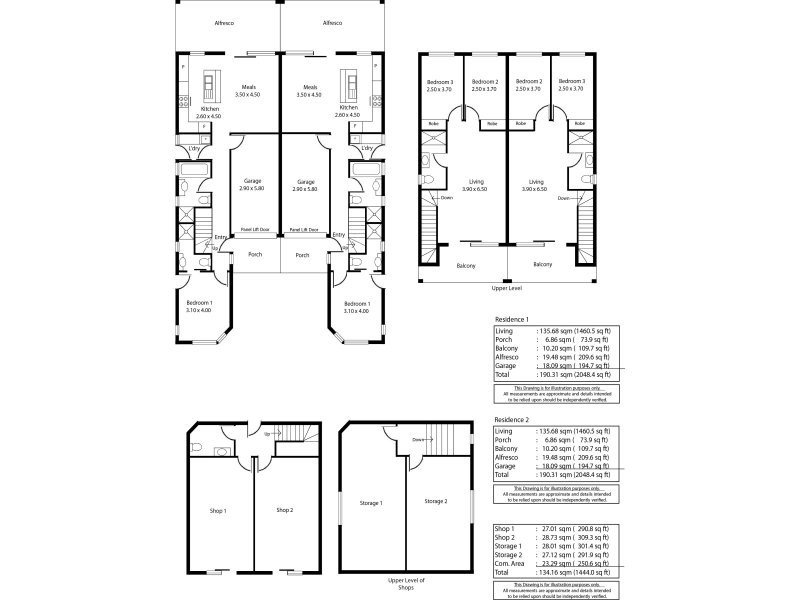 419 Churchill Road, Kilburn SA 5084 Floorplan