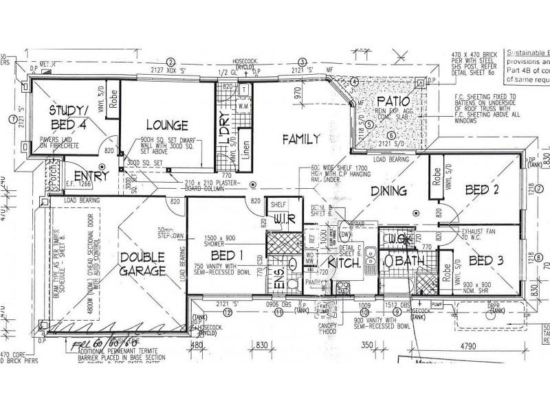 12 Phaeton Street, Upper Coomera QLD 4209 Floorplan