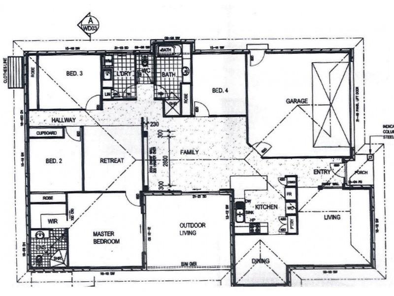 3 Aviation Avenue, Upper Coomera QLD 4209 Floorplan