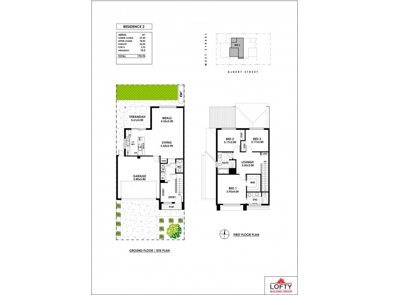 27 West Street, Ascot Park SA 5043 Floorplan