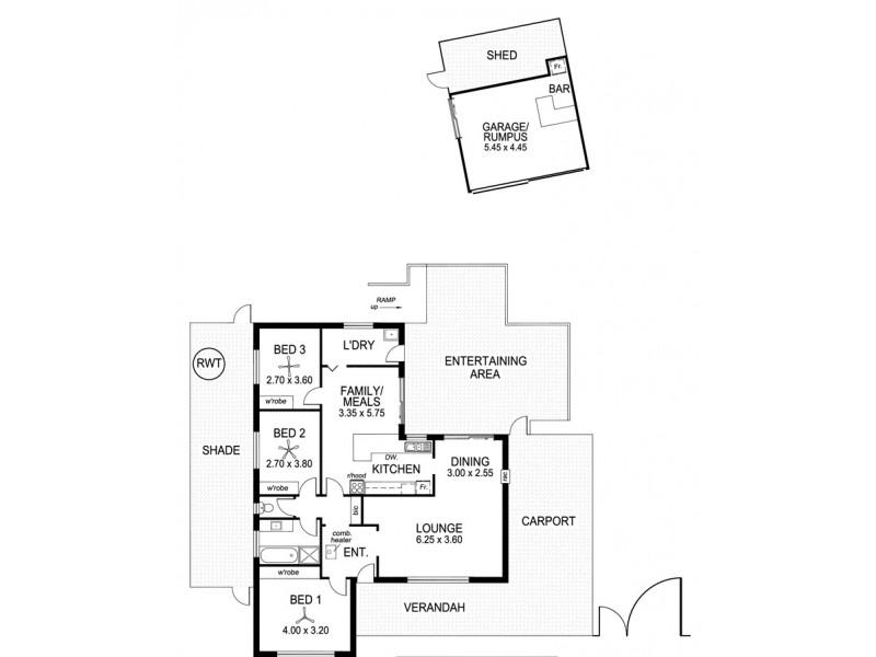 8 Jade Crescent, Aberfoyle Park SA 5159 Floorplan