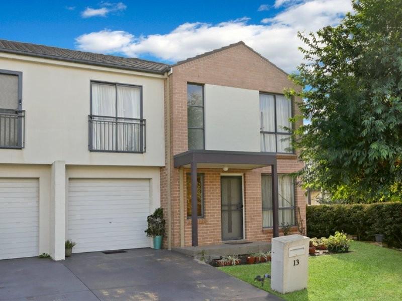 13 Somersby Circuit, Acacia Gardens NSW 2763