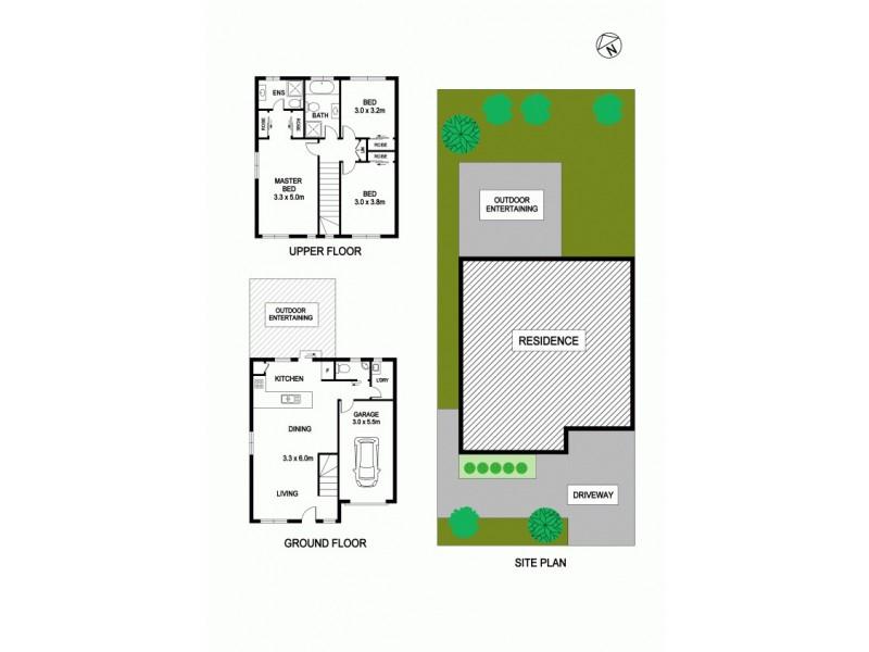 23 Somersby Circuit, Acacia Gardens NSW 2763 Floorplan