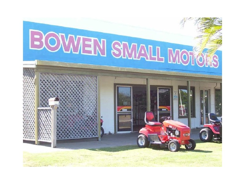Bowen Small Motors, Bowen QLD 4805