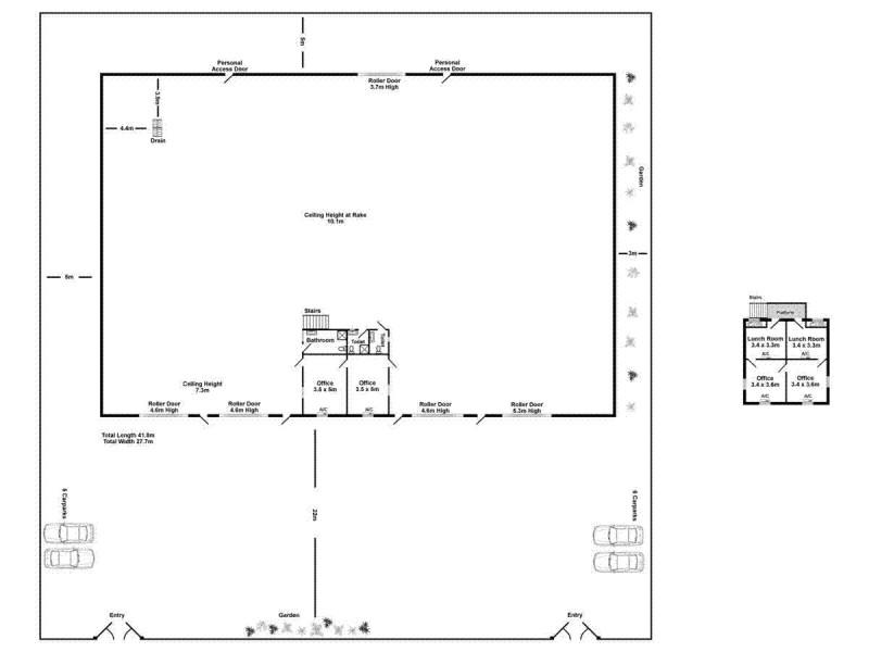 9 Nebo Road, East Arm NT 0822 Floorplan