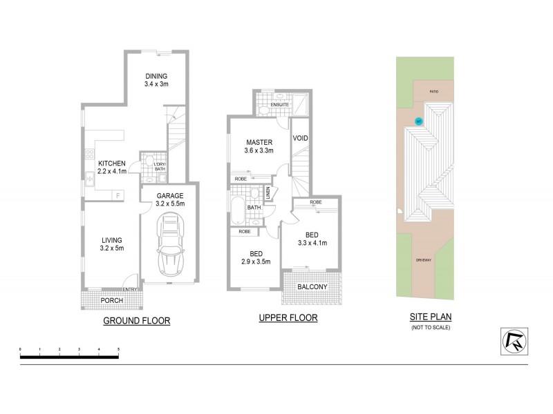 207B Queen Street, Concord West NSW 2138 Floorplan