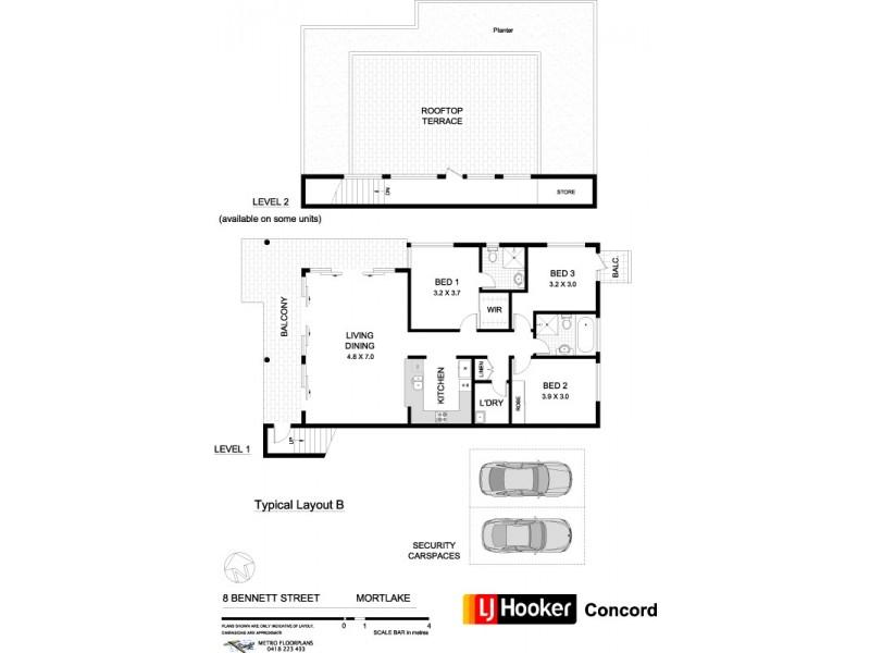11.12.13.1 Bennett Street, Mortlake NSW 2137 Floorplan