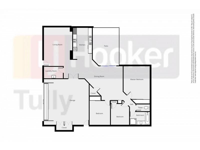 3 Boronia Street, Belvedere QLD 4860 Floorplan