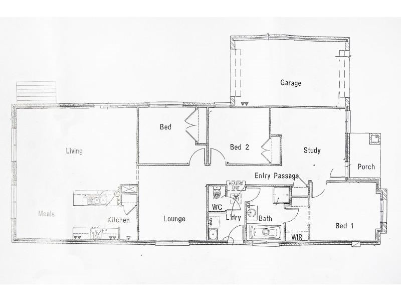9 Buckland Hill Drive, Wallan VIC 3756 Floorplan