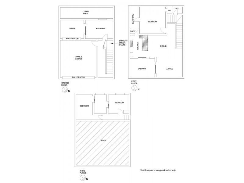 Bulimba QLD 4171 Floorplan
