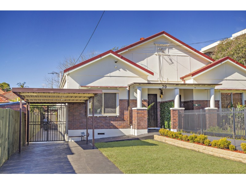 70 Milton Street, Ashfield NSW 2131