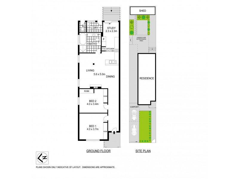 70 Milton Street, Ashfield NSW 2131 Floorplan