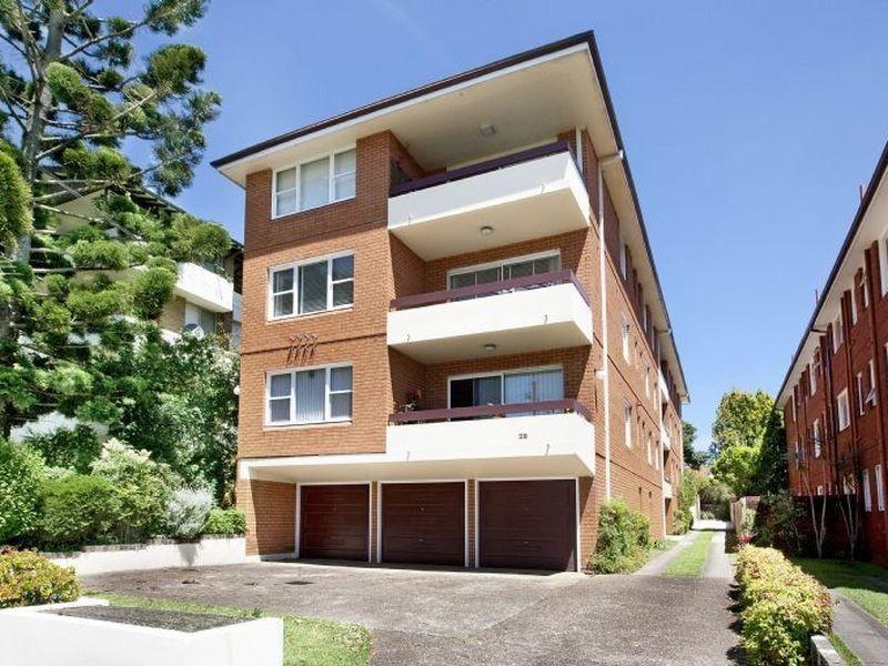 4/28 Pembroke Street, Ashfield NSW 2131
