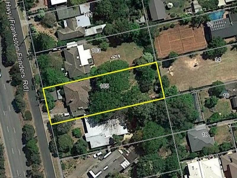 105 Frankston-Flinders Road, Frankston VIC 3199