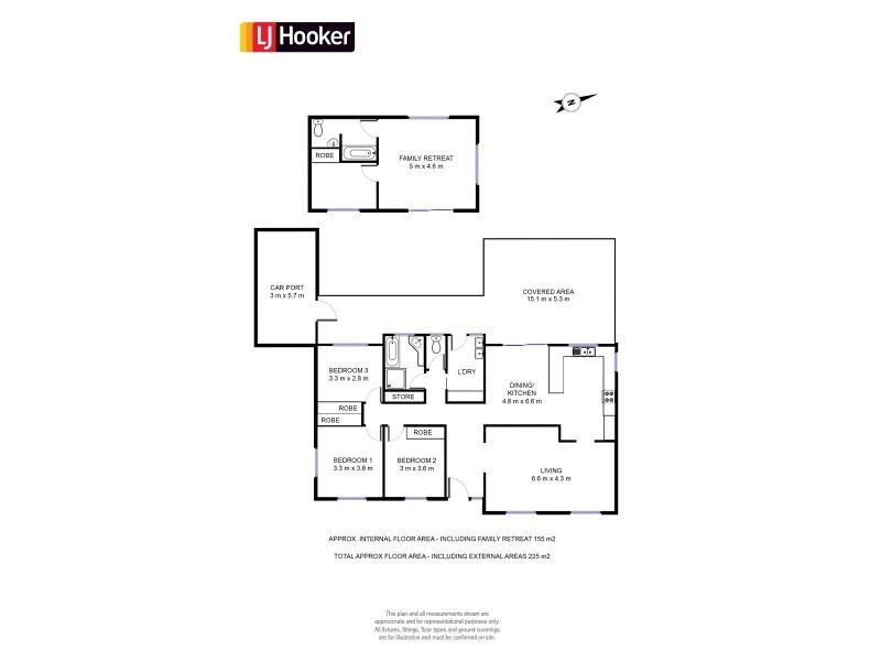 39 Avon Crescent, Albany Creek QLD 4035 Floorplan