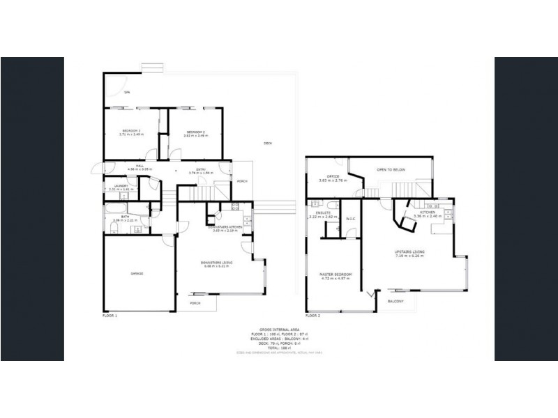 340 Beach Road, Batehaven NSW 2536 Floorplan