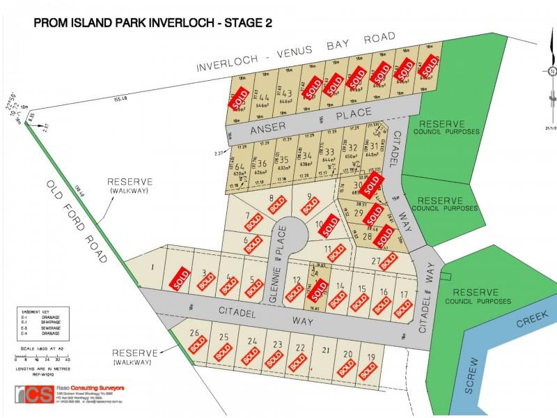 - Prom Island Park Estate, Inverloch VIC 3996