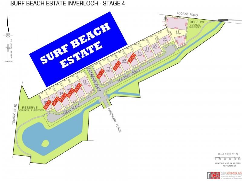 - Surf Beach Estate – Stage 4, Inverloch VIC 3996