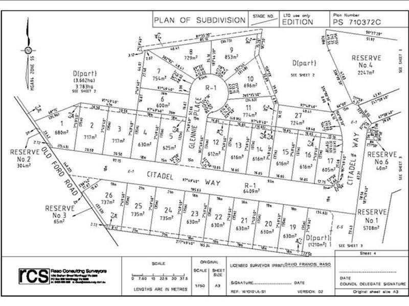 Lot 22 Citadel Way, Inverloch VIC 3996