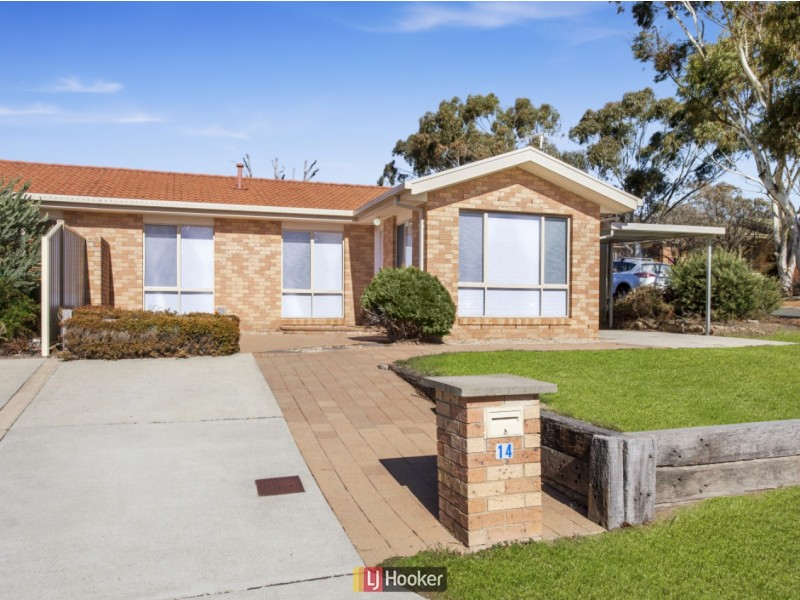 14 Gang Gang Court, Ngunnawal ACT 2913