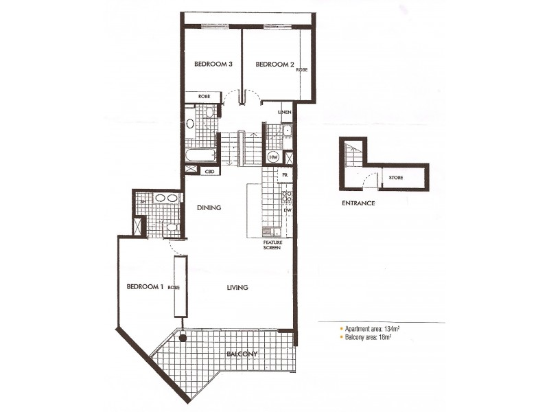 38/41 Blackall Street, Barton ACT 2600 Floorplan