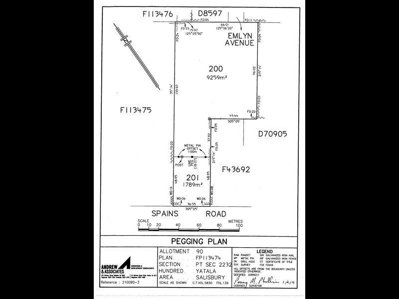 Lot 200 Emlyn Ave, Salisbury SA 5108